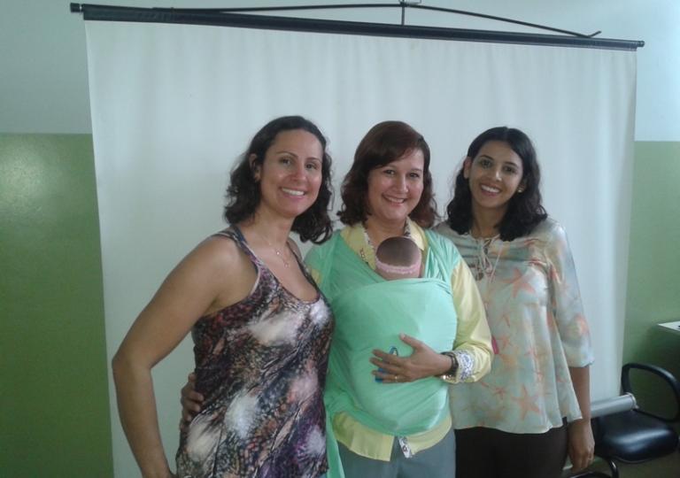 Palestra Maternidade N.Senhora de Lordes